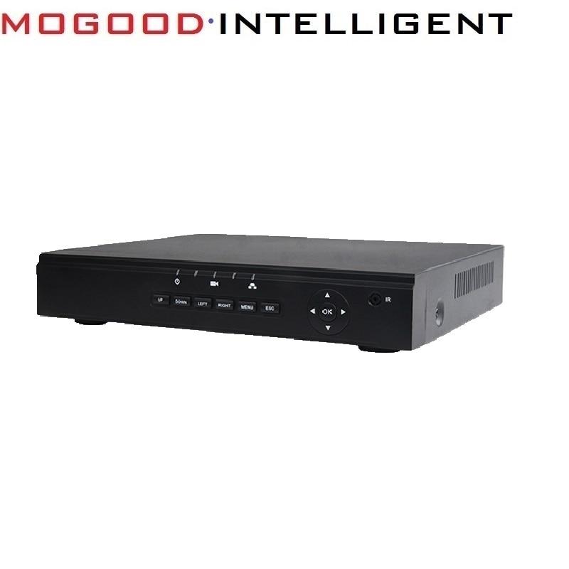 MoGood International Version PoE NVR For H 265 4CH 5MP 4MP 1080P IP Camera CCTV NVR