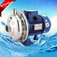 20l/min 61m head 220v/380v50hz WB2 70 1850W Stainless Steel Water Tank Pump