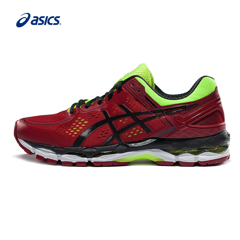 ASICS GEL-KAYANO 22 Run Sneakers Men Anti-Slippery Hard-Wearing Breathable Sport Shoes Men