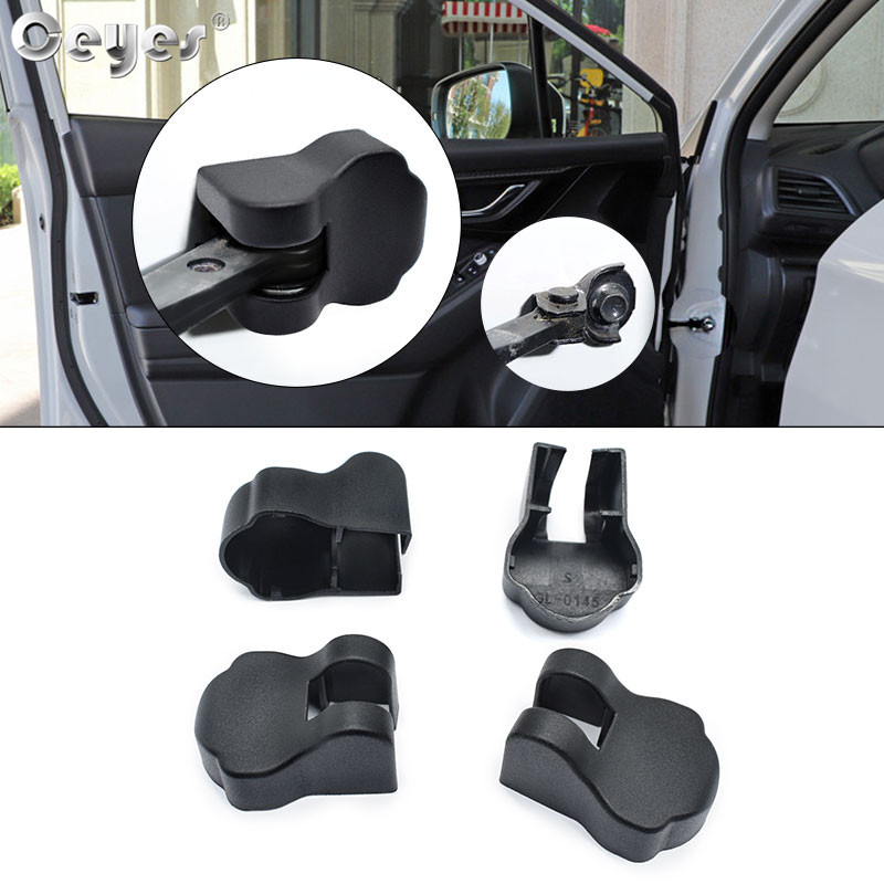 Ceyes Car Styling Arm Limiting Stopper Cover Case For Subaru Forester Outback Impreza Legacy Liberty XV Brz Stickers Accessories