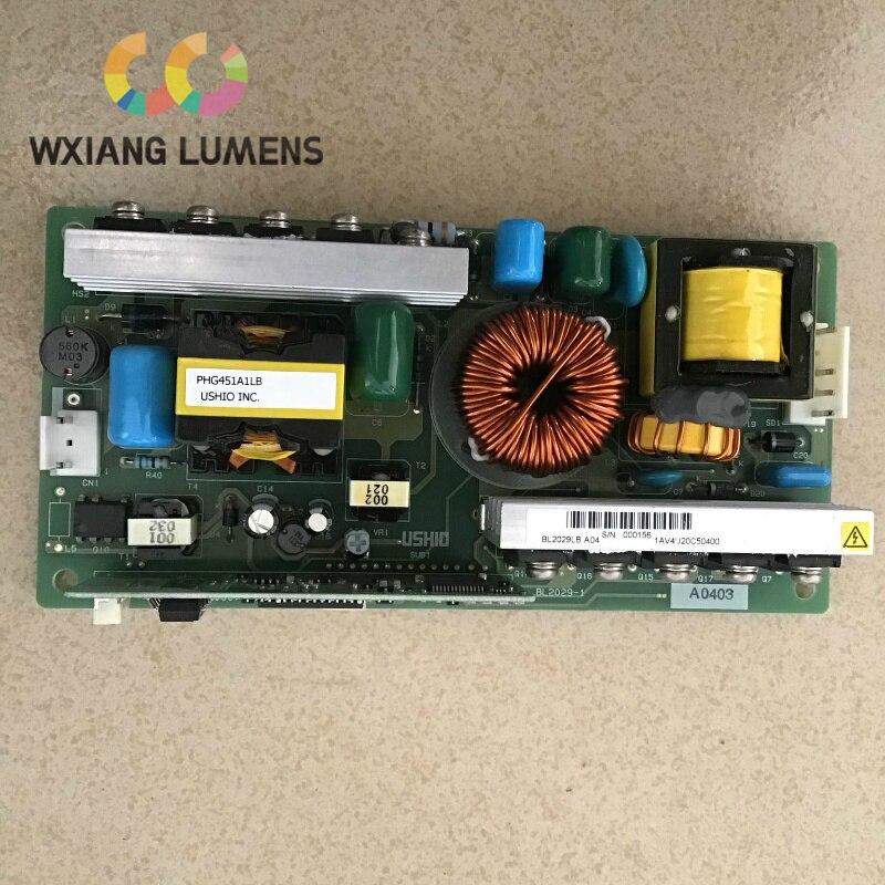 Projecteur Ballast lampe alimentation lampe pilote PHG451A1LB adapté pour SANYO Panasonic Christie projecteur BL2029LB A04