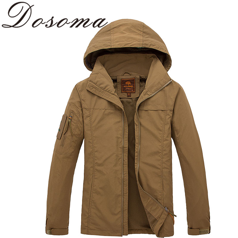 Camping Rain Jacket | Outdoor Jacket