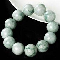 437 Chinese 100% A Grade Natural / Men's Buddha Bead String Bracelet