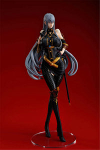Battlefield Goddess Valkyries Beria Enema Plug Sister Uniforms Sexy Girl Action Figure