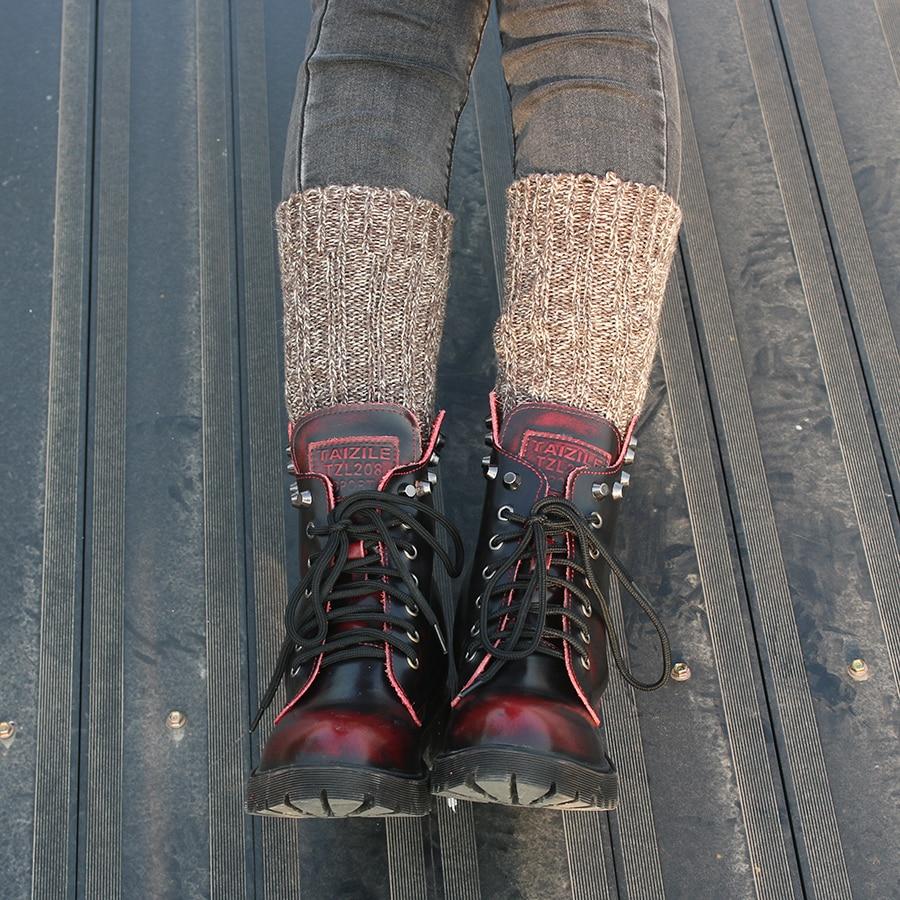 Image 5 - 3PK Merino Wool Women/Men Socks Top Grade Brand Hemp Winter Warm Thick Coolmax Compression Hosiery Snow Boot Ladies/Male Socks-in Socks from Underwear & Sleepwears