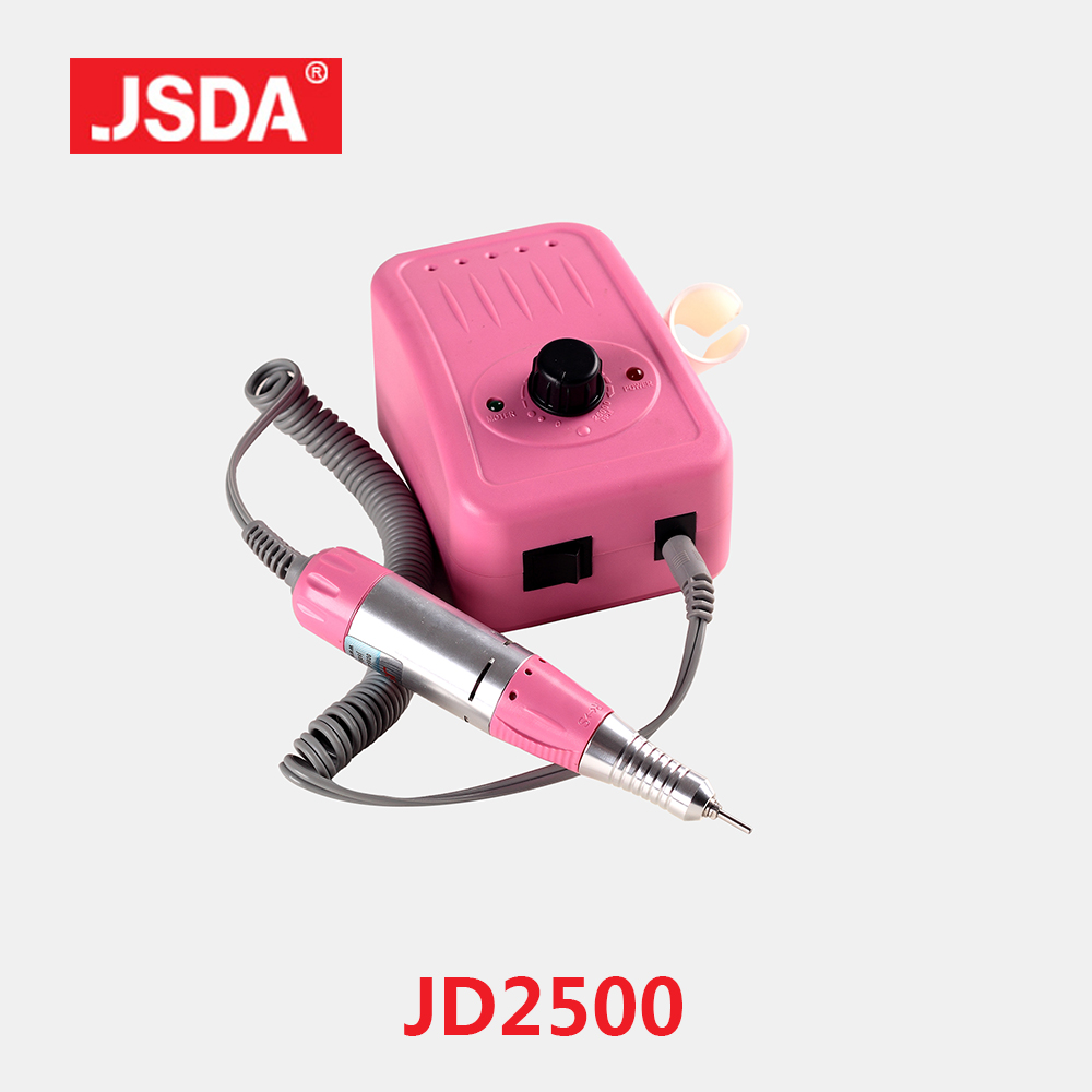 Здесь можно купить  Direct Selling Jsda JD2500 professional Electric Nail File Drill Machine Manicure Pedicure Bits Nails Art Equipment 35W 35000RPM  Красота и здоровье