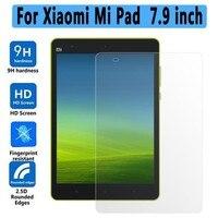 Xiao mi mi pad 7.9 용 초박형 hd 투명 방폭형 강화 유리 xiao mi mi pad 용 스크린 보호대 가드 필름