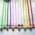 1M Braid USB Sync Charger Cable Cord For iPhone 4 4S for iPad 2 3 for ipad touch