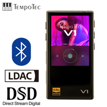 TempoTec Variations V1 Hifi Digital MP3 Player WITHOUT analog and supports Bluetooth LDAC IN&OUT for USB DAC&AMPLIFIER x scharwenka theme and variations op 83
