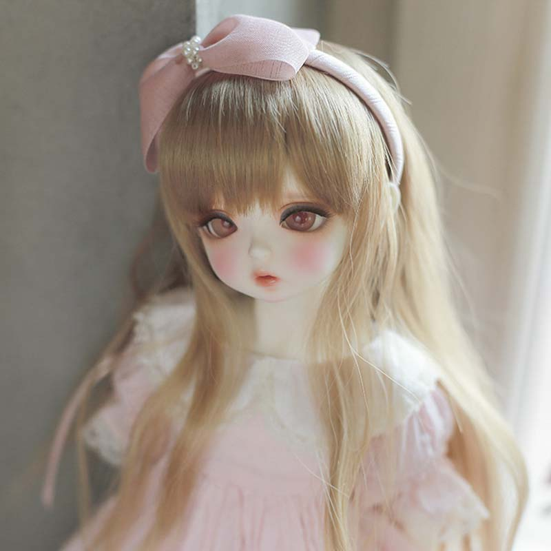 2018 Hot Sale Bonecas Reborn Dolls Brinquedos New Arrival 1/4 Bjd Doll Bjd/sd Fashion Karens Resin With Eyes For Baby Girl Gift