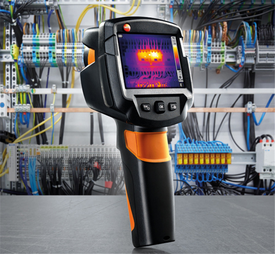 Handheld infrared Camera High precision infrared thermal imaging Thermometer