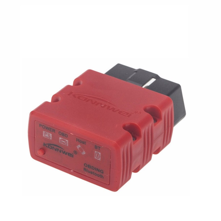 New Arrival Auto Scanner Konnwei KW902 ELM327 V1.5 Bluetooth / WiFi OBD2 OBDII CAN-BUS Diagnostic Tool Work On iOS Android Phone