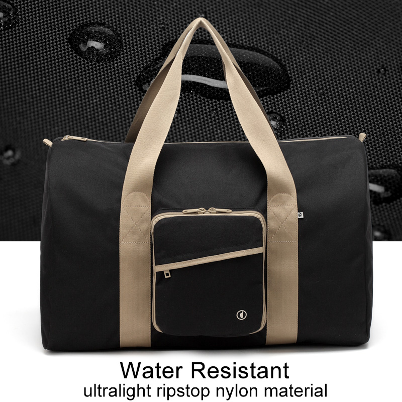 YESO Large Capacity Travel Duffle Tote Bag 2018 Nylon Waterproof Hand Luggage Folding Bag Men Women Lightweight Foldable Bags