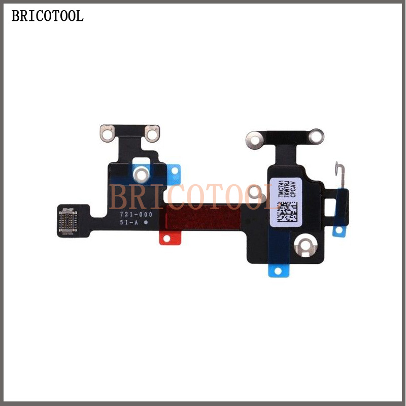 YUEYAO 10pcs/lot High Quality Wifi Antenna Signal Net Work Connector Flex Cable Ribbon for IPhone X