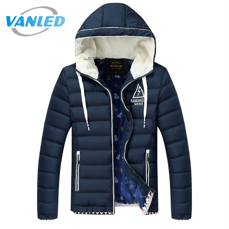 2017 New Arrival Winter Jacket Men Casual Warm Hooded Coats Fashion Men's Jackets and Coats Brand Parkas for Male Plus Size 4XL free shipping winter parkas men jacket new 2017 thick warm loose brand original male plus size m 5xl coats 80hfx