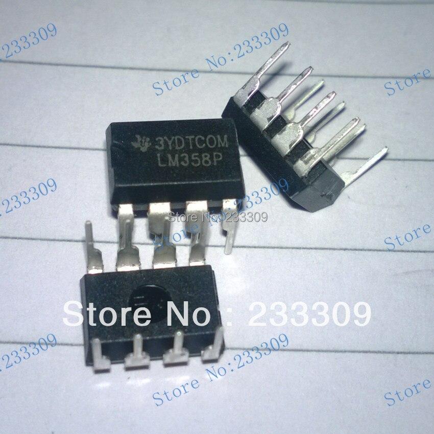 Электронные компоненты и материалы LM358P LM358N