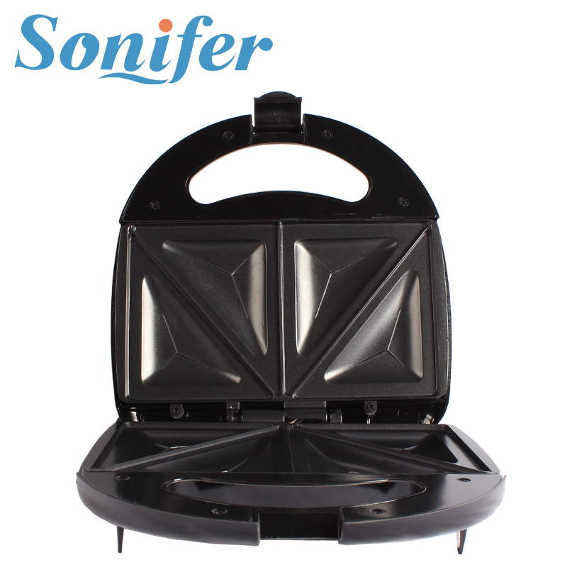 Electric Waffle Iron Sonifer SF-6015 electric iron ladomir 64k