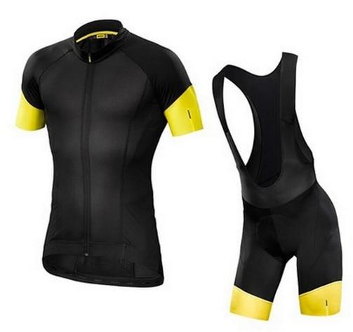2018 Mavic Cycling Set Cycling Jersey Summer Team Short Sleeves Bike Clothing Ropa Ciclismo Cycling Clothing Sports Suit M328