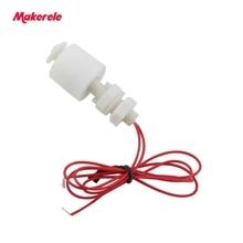 Makerele PP Plastic material 110/220V MK-PFS4310 Water Level Liquid Sensor Float Switch