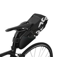 8L MTB Bike Bag Cycling Bicycle Saddle Tail Rear Seat Waterproof Storage Bags Bike Rear Seat