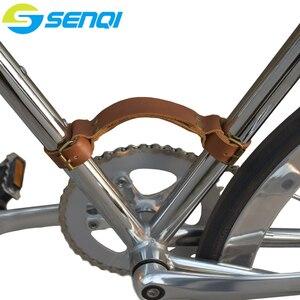 Кожаная ручка для переноски велосипедов, ретро аксессуары для велосипедов