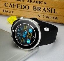 บลูทูธสมาร์ทนาฬิกานาฬิกาข้อมือกันน้ำกีฬาหน้าจอLEDกันน้ำสำหรับIOS iPhone Android Samsung S7มาร์ทโฟน