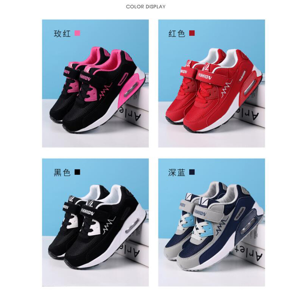 2017 New Autumn Children's Shoes Boys And Girls Sneakers Casual Shoes Hot Sale Kids Comfortable Running Shoes Size 25-37 new hot sale children shoes comfortable breathable sneakers for boys anti skid sport running shoes wear resistant free shipping