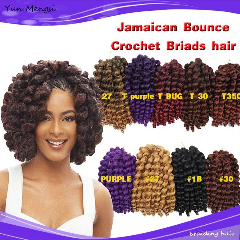 Jamaican hair extensions choice image hair extension hair hair extensions in jamaica om hair aliexpress com jamaican bounce crochet hair 10inch wand curl box pmusecretfo Choice Image