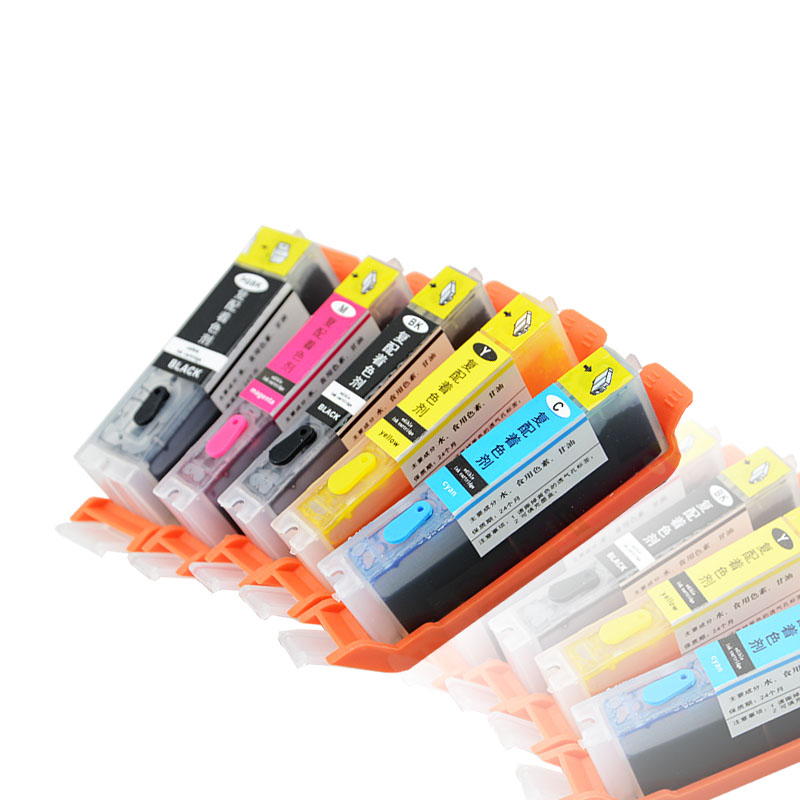 JIUPIN 5PK 270 PGI 270 CLI 271 ink cartridge for Canon PIXMA TS6020 TS5020 MG5720 MG5721 MG5722 MG6820 MG6821 MG6822 MG7720 PGI2 in Ink Cartridges from Computer Office