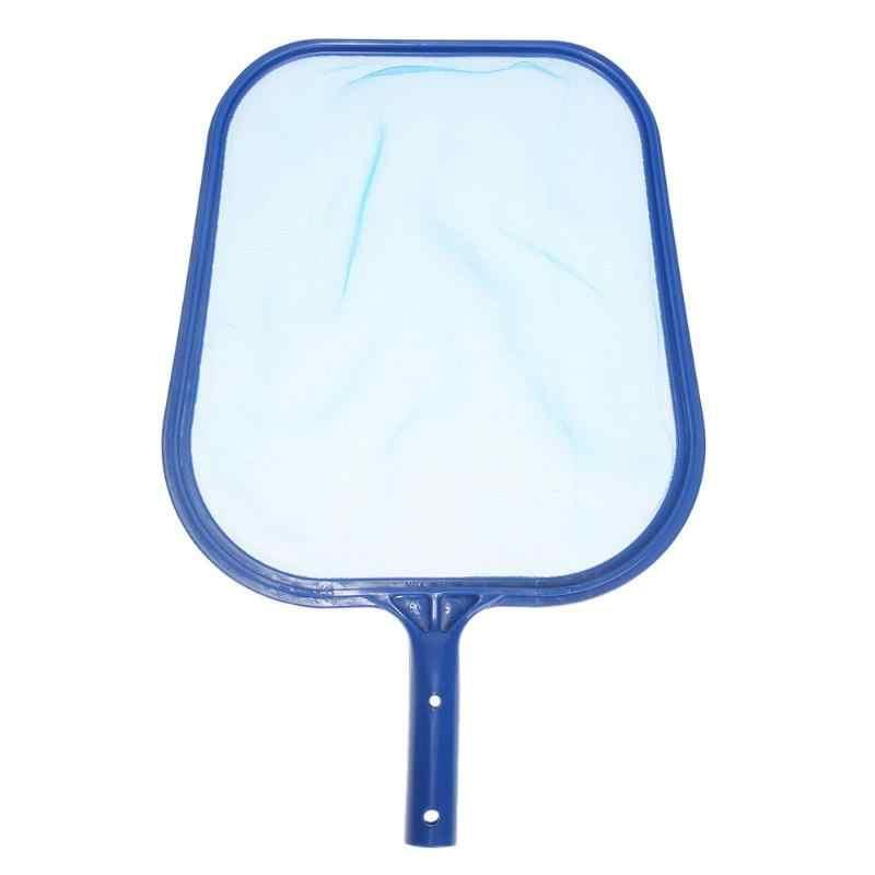 1 Pcs Biru Membersihkan Kolam Renang Bersih Alat Profesional Grade Fine Mesh Kolam Renang Skimmer Daun Penangkap Tas Kolam Renang Pembersih Aksesoris