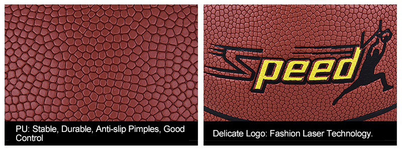 FURRA Professional Standard Basketball Abrasion-Resistant PU Skin Durable Butyl Tube Basketball for Adult Match Trainning SPEED (18)