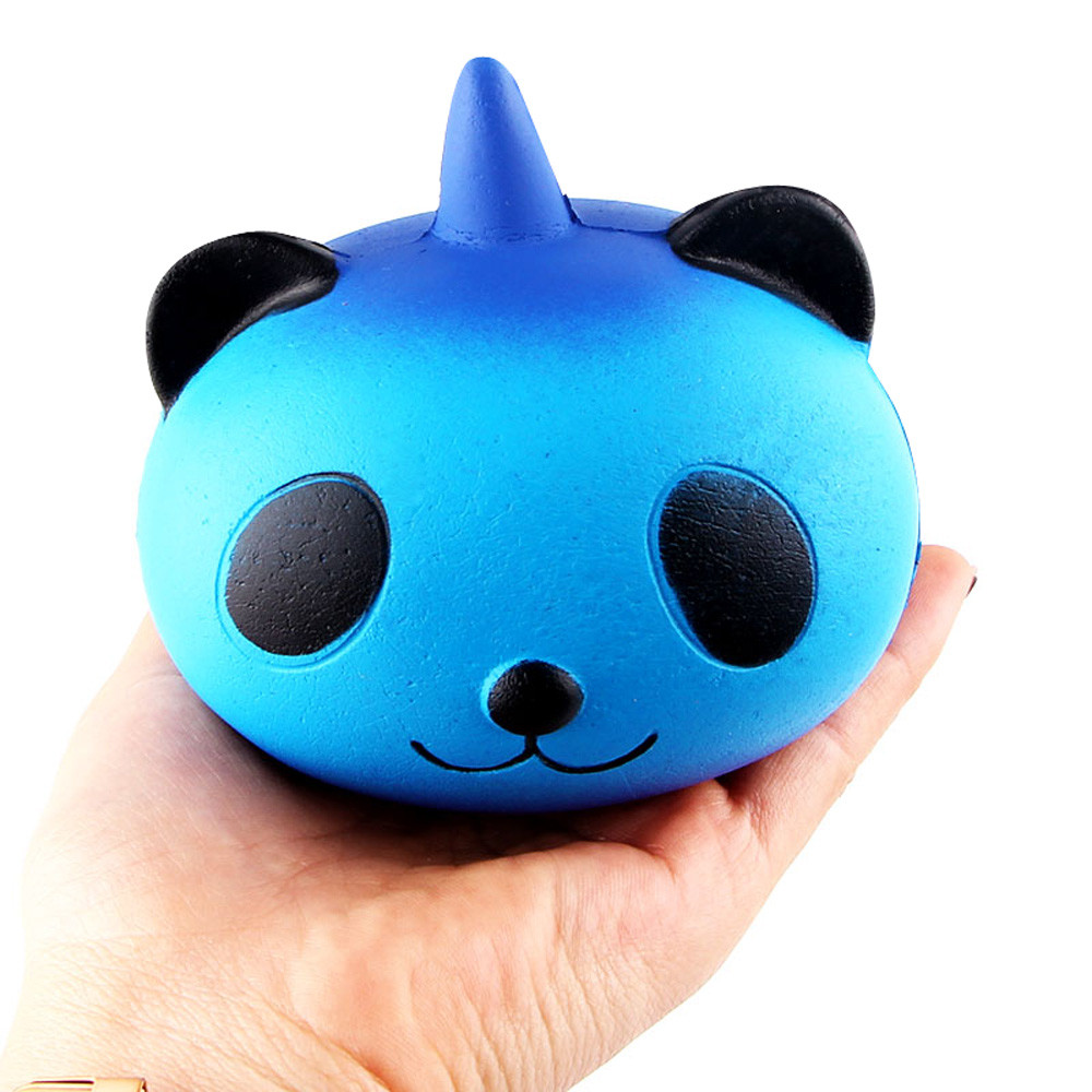 Squeeze Toy 11cm Galaxy Deer Cream Scented Squishy Slow Rising Squeeze Strap Kids Toy Gift 2018mar23 Toys & Hobbies Squeeze Toys