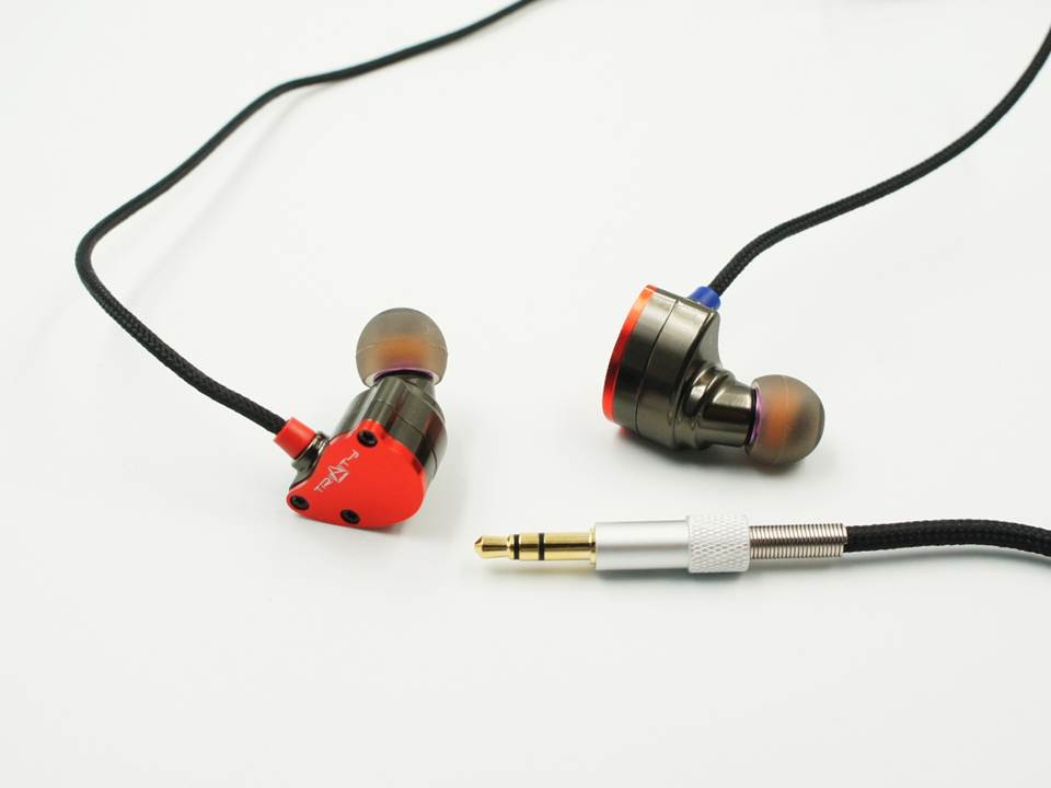 Trinity ICARUS III 2 Balanced Armature + 1 Dynamic Driver Hybrid HiFi Audiophile In Ear Earphone Monitors