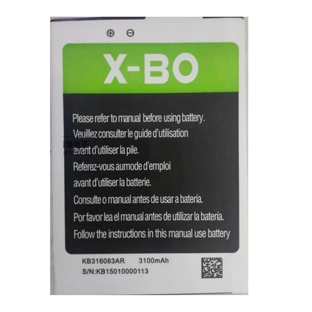 US $5 21 |KB316083AR Battery for X BO V39 Batteria V10 Mobile Phone  Accumulator 3 8V 3100mAh Li Ion Rechargeable Batteries Replacement-in  Mobile Phone