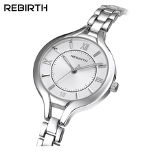 Marque de luxe RENAISSANCE Mode Quartz Montre Femmes Dames En Acier Inoxydable Bracelet Montres Casual Horloge Femelle Robe Cadeau Relogio