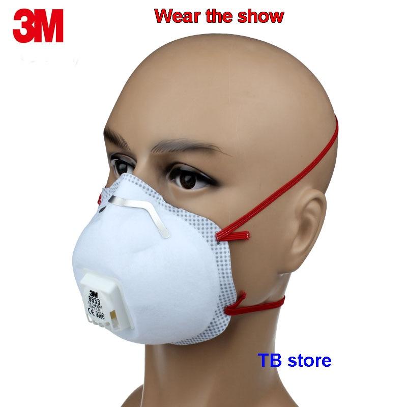 masque 3m 8833