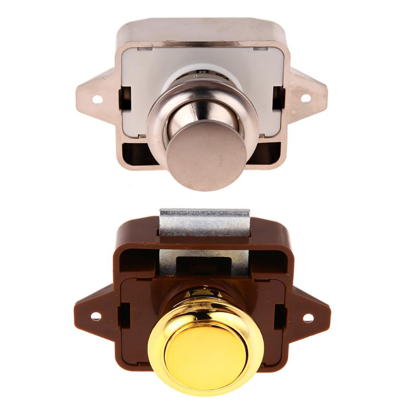 Atv,rv,boat & Other Vehicle Camper Car Push Lock Rv Caravan Boat Motor Home Cabinet Drawer Latch Button Locks For Furniture Hardware Automobiles & Motorcycles