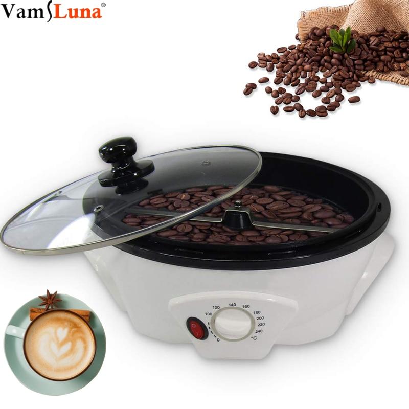Coffee Roaster Machine Home Coffee Bean Baker Roaster Household Electric Coffee Bean Roasting Machine for Home Use