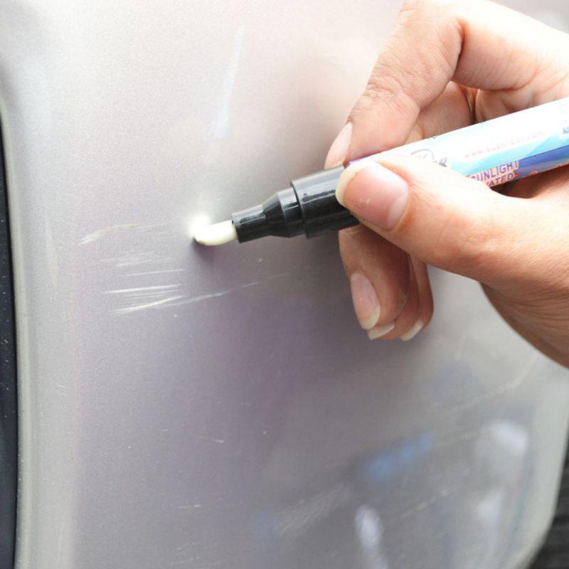 2019 1pcs Magic Waterproof Clear Car Coat Scratch Cover Remove Repair Painting Pen for all Colors Paint Care