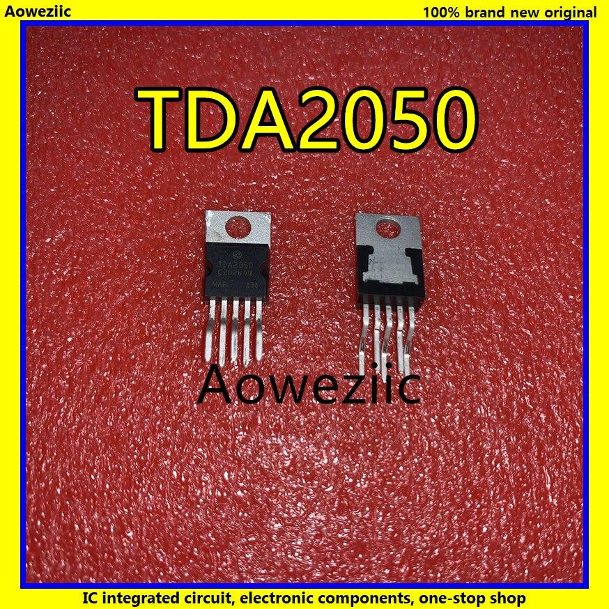155.5руб. 6% СКИДКА|10 шт./лот TDA2050V TDA2050 2050 TO220 5 аудио усилитель мощности Новый|Реле| |  - AliExpress
