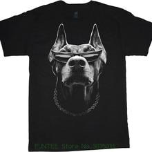 b349406b8cd T Shirt Casual Men Clothing Big Man Shirt Doberman Pinscher Plus Size Tall  Tee 2x 3x