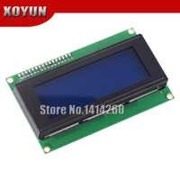 IIC/I2C 2004 LCD2004 LCD module blue screen
