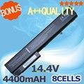 4400 mah 14.4 v 8 células bateria do portátil para hp compaq nc8430 nw8200 nw8240 nw8440 nw9440 nx7300 nx7400 nx8200 nx8220 nx8420 nx9420
