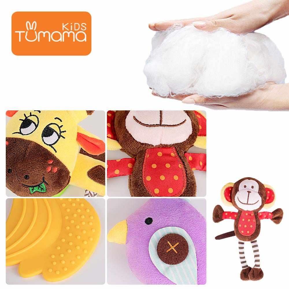 Tumama детская погремушка для кроватки жираф кровать обмотка для новорожденных Висячие мягкие игрушки для малышей с кольцом для 0-12 месяцев Детские развивающие игрушки