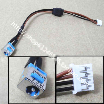 New Laptop For Acer Aspire 4230 4630 4330 4730 4330Z 4730 4730Z DC Jack Power Charging Cable Wire Cord image