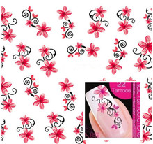 Nail Art Stickers Decal
