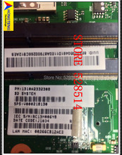 Original For Toshiba L600 L655 laptop motherboard V000218130 Non-Integrated Mainboard 100% Test ok