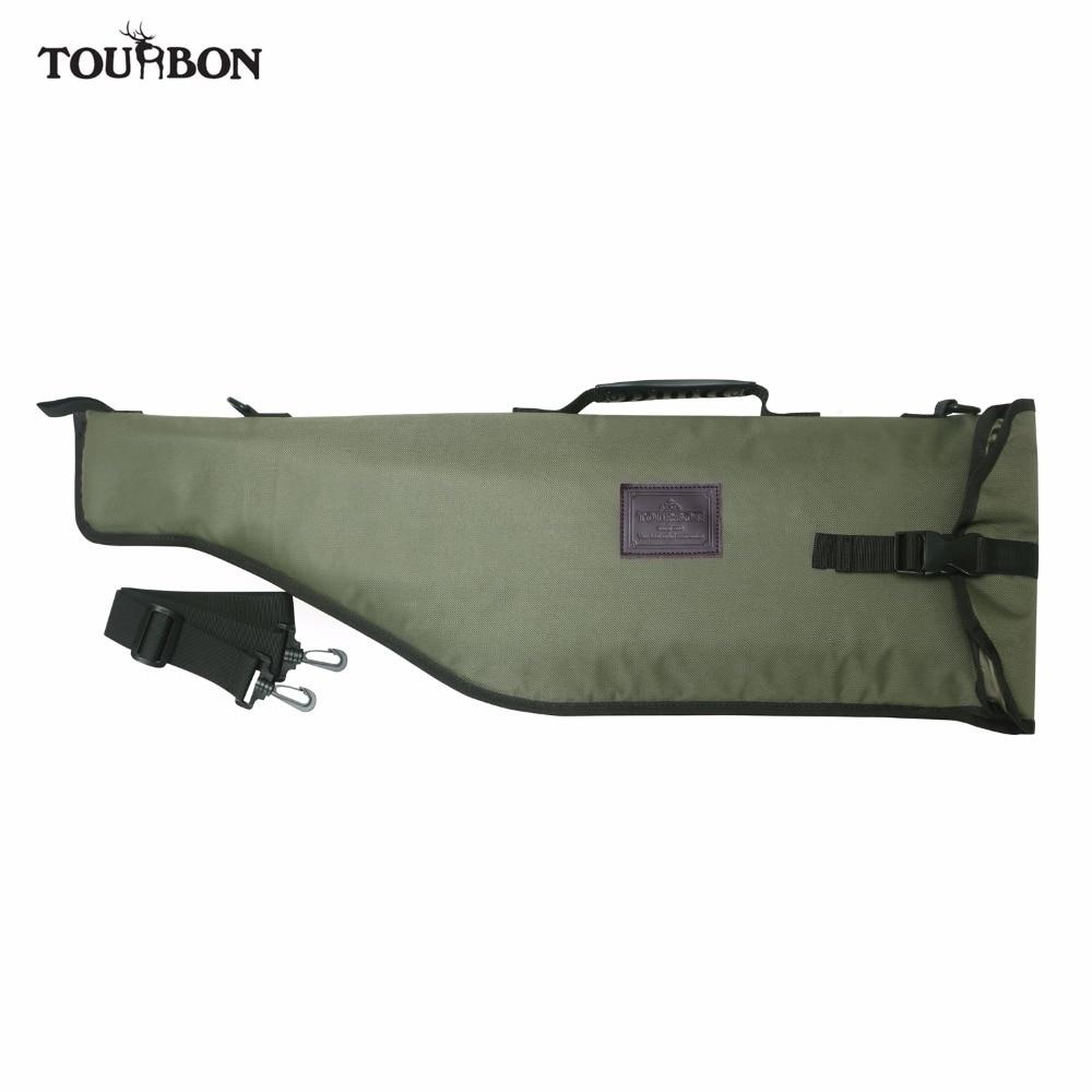 Tourbon Barrel-Protection-Bag-Holder Shotgun Case Hunting-Gun-Accessories Nylon Break-Down