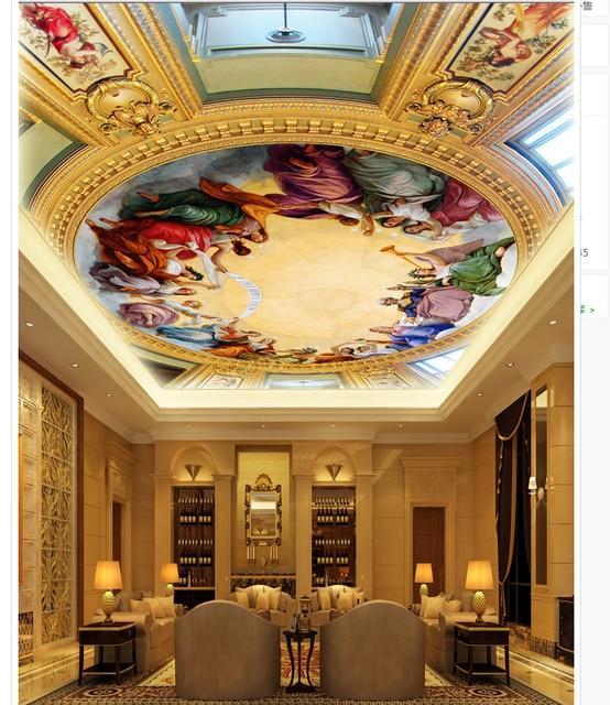 Personalizzato wallpaper per pareti decorazione della casa for Decorazione wallpaper