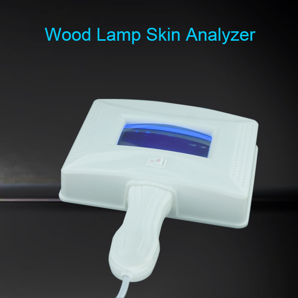 Hot sale Wood lamp /uv skin analyzer/portable skin analyze machineHot sale Wood lamp /uv skin analyzer/portable skin analyze machine